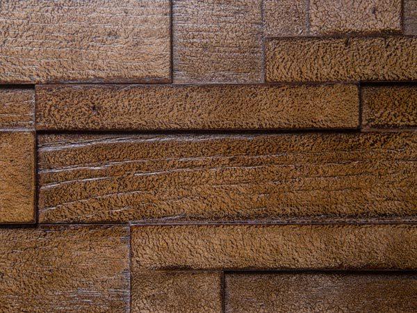 Xilotech - Verniciature applicate alle essenze legno rovere, castagno e noce – Rivestimenti Interni – Finitura Craklè